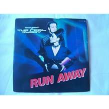 """MC SAR & REAL McCOY Run Away UK 7"""" 45"""
