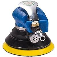 Jscarlife Orbit Sander - Máquina de pulido para coche, barco, motocicleta (necesita compresor
