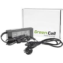 Green Cell® Cargador Notebook CA Adaptador para Asus A53Z-ES61 Ordenador (Salida: 19V 4.74A 90W, Dimensiones de la clavija: 5.5-2.5mm) Laptop Cable de Alimentación para PC Portátil