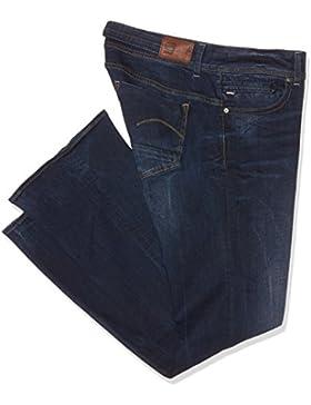 G-STAR RAW Midge Saddle Mid Bootleg Wmn, Jeans para Mujer