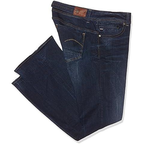 G/STAR Midge Saddle Mid BootlegWmn, Jeans da Donna