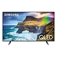 Samsung 65 Inch Flat Smart 4K QLED TV- 65Q70RA-Series 6,(2019)