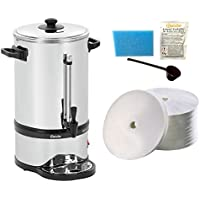 Bartscher Rundfilter Kaffeemaschine Pro Plus 100T + 250 Rundfilter