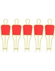 5x Freistoßdummies im Set, 180 cm hoch, Freistoß-Dummy-Set, Freistoßmauer, Freistossdummies