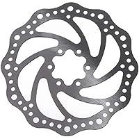 SODIAL(R) DBK-04 Freno Trasero de Disco Mecanico Metal Color Negro para Bicicleta MTB