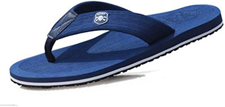 Flip Flops Männer Hausschuhe Casual Herren Sommer Rutschfeste Clips Ziehen Strand Hausschuhe Trend Koreanische