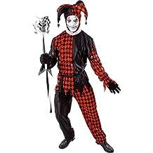 Disfraz para Adulto Bufón malvado Halloween 5da0f2b2b6e