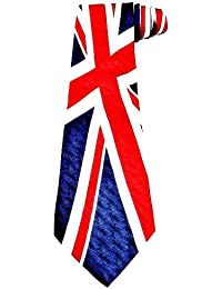 Männer Union Jack Tie Suberb Qualität