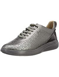 lowest price 11b71 b9c0c Geox D Theragon C, Zapatillas para Mujer