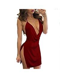 fc72cdb6e2 Amazon.es  Bajo - Vestidos   Mujer  Ropa