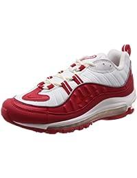 uk availability 94604 edbe7 Nike Air Max 98 640744-602 University Red