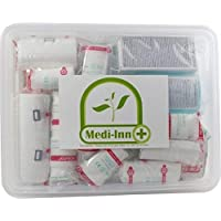 Hausapotheke Notfallkoffer Nachfüllset Erste-Hilfe Artikel Medi-Inn preisvergleich bei billige-tabletten.eu