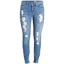 "'Mujer Jeans ""Gigi hadid Venice Skinny Fit"