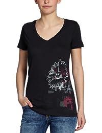 Oakley t-shirt pour femme motif floral