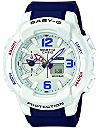 Casio Baby-G – Damen-Armbanduhr mit Analog/Digital-Display und Resin-Armband – BGA-230SC-7BER