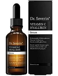 50ml Ultra Serum: Dr. Severin® Vitamin C Hyaluron Serum. 25% konzentriert.