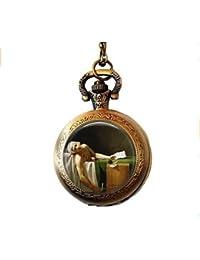 The Death of Marat – Colgante de arte clásico – Jacques Louis David – Jean-