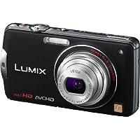 Panasonic Lumix FX700 14.1MP Digital Camera - Black (3.0 inch TFT Touch Screen LCD Display, MOS, f/2.2 LEICA Lens and Full HD Movie)