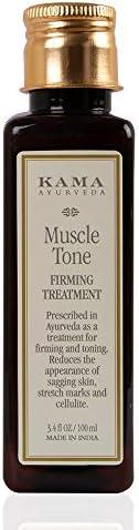 Kama Ayurveda Muscle Tone Firming Treatment, 3.4 Fl Oz