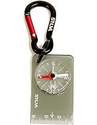 Silva Kompass 28 Carabiner, Grau, One Size, 30-0000036694