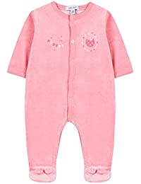 Absorba Boutique Pyjamas Rose, Pijama para Bebés