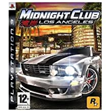 Midnight Club: Los Angeles (Sony PS3) [Import UK]