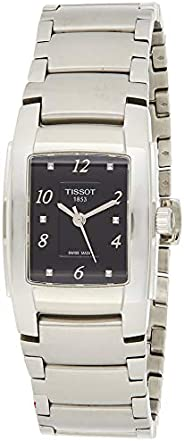 Tissot Women's Quartz Watch, Analog Display and Stainless Steel Strap T073.310.11.347