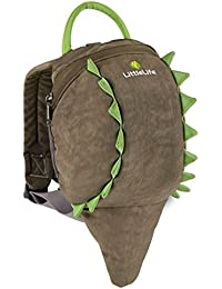 Littlelife Toddler Daysack Crocodile - by Little Life