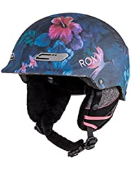 Roxy Power Powder - Casco de nieve board para mujer, color rosa, talla M