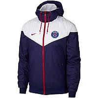 Nike 2018-2019 PSG Authentic Windrunner Jacket (Navy)