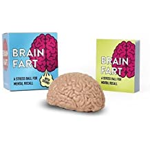 Brain Fart: A Stress Ball for Mental Recall (Miniature Editions)