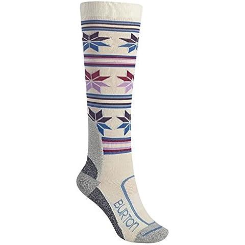 Calzini da Snowboard Burton ultlght Wool SK, Donna, Snowboard Socken