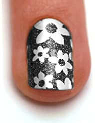 The Edge 'Trendy Nail Wraps - Get Nailed' Back to Black 3001305 by The Edge