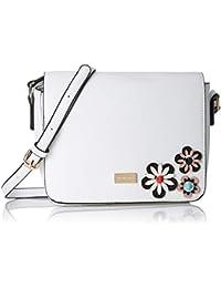 Satya Paul Women's Handbag (White)