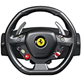 Thrustmaster - F458 Italia - Volant de Course pour PC/Windows - Noir