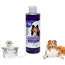MWS2329 Champú con acción desenredante de aceite de lavanda y pantenol para perros de pelo largo (200 ml) IO&TE