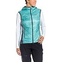 VAUDE Women 's simony Vest–Chaleco para mujer, primavera/verano, mujer, color Icewater, tamaño 44