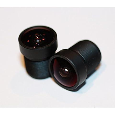 2,1 mm, lunghezza focale M12 IR-Telecamera a circuito chiuso (CCTV