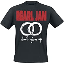 Pearl Jam Don't Give Up T-Shirt schwarz