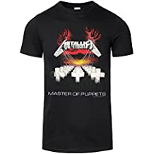 Bravado Herren T-Shirt Metallica Master of Puppets S Limited Edition-Dose