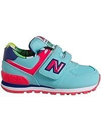 NEW BALANCE KG574 KIDS LIFESTYLE VELCRO - Zapatillas de deporte para bebé-niñas