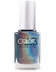 """Color Club Halo Hues #997 """"Over the Moon"""" - Hologramm Nagellack"""