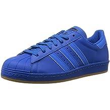 adidas superstar blu elettrico