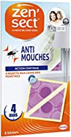 ZEN'SECT Stickers Anti-Mouches - 8 Stickers