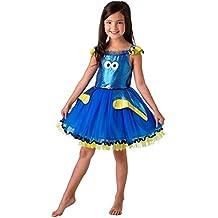 Rubies–Dory Tutu Dress Deluxe–Child, verk sufren y disfraces
