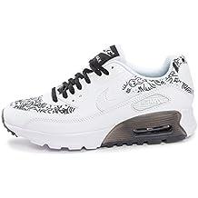 Nike W Air Max 90 Ultra Print, Zapatillas de Deporte para Mujer