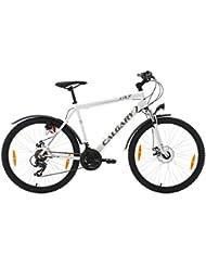 VTT semi-rigide ATB 26'' Calgary blanc TC 56 cm KS Cycling