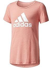 adidas Mädchen Id T-Shirt