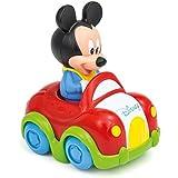 Clementoni - 14391-Voiture musicale de Mickey-PREMIER AGE