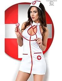 Costume déguisement infirmière XXL
